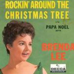 BrendaLeeのRockin'AroundTheChristmasTree米国クリスマスの定番
